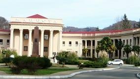 Popularity health resort Matsesta