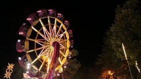 Popularne krzesło huśtawki przejażdżki w parku rozrywki carousel zapętlający zbiory