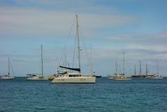 Popularny turystyczny miejsce przeznaczenia w karaibskim Obraz Stock