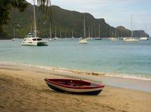 Popularny turystyczny miejsce przeznaczenia w karaibskim Obrazy Stock