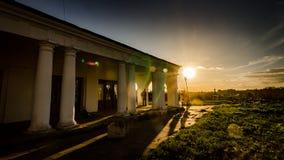 Popularny turystyczny miejsce przeznaczenia w Suzdal Zdjęcie Royalty Free
