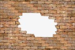 porös vägg för bakgrund Fotografering för Bildbyråer
