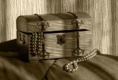 Por completo de tesoros Fotografía de archivo libre de regalías