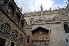Granada Fotografia Stock Libera da Diritti