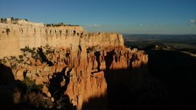 Por do sol de Bryce Canyon Foto de Stock Royalty Free
