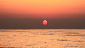 Por do sol em Líbano video estoque