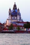 Por do sol em Veneza Imagem de Stock