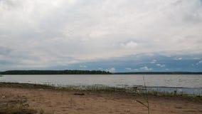 Por el lago Fotos de archivo libres de regalías