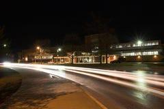 Por la noche #2 Foto de archivo libre de regalías