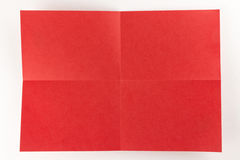 2 por la página roja 2 Fotos de archivo libres de regalías