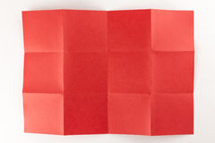 3 por la página roja 4 Imagenes de archivo
