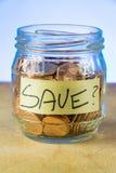 Por que economias? Foto de Stock Royalty Free