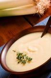 pora jabłczana zupy zdjęcia royalty free