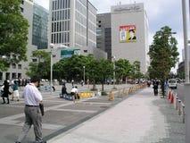 Pora lunchu w Tokio zdjęcia royalty free
