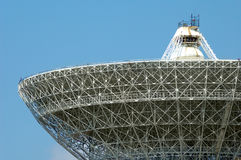 Porabolic Dish Royalty Free Stock Photo