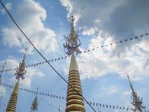 Porada złota pagoda Zdjęcie Royalty Free