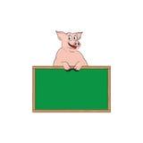 Porc Illustration de Vecteur