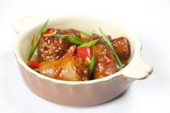 Porc dans Chineese Image libre de droits