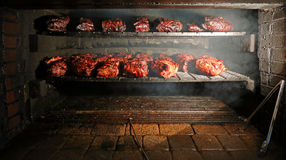 Porc de BBQ Images stock