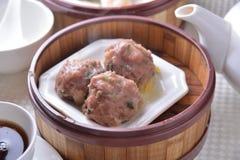 Porc de BBQ et porc rôti image stock