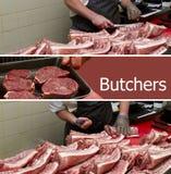 Porc de coupe Images libres de droits