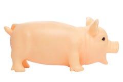 Porc de jouet Image libre de droits