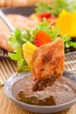 Porc grillé Image stock