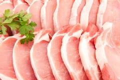 Porc Hiebe Lizenzfreie Stockbilder