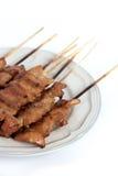Porc rôti Photo libre de droits