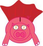 Porc superbe Photos libres de droits