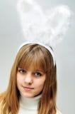 Porca jovem do coelho Fotografia de Stock Royalty Free