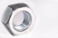 Porca mechanikal Imagens de Stock