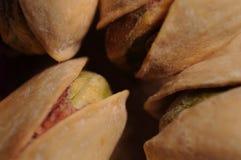 Porcas de Pistachio Imagens de Stock
