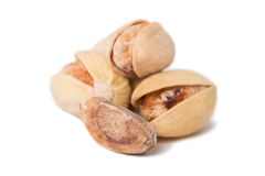 Porcas de pistachio salgadas Imagens de Stock
