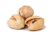 Porcas de pistachio salgadas Foto de Stock