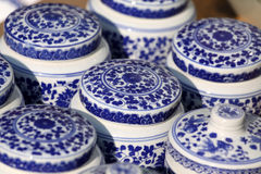 Porcelain. The porcelain of china outdoor Stock Photos