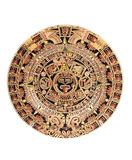 Porcelain art plate Stock Image
