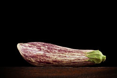 Porcelain aubergine Stock Photo