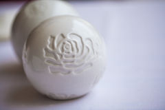 Porcelain ball Royalty Free Stock Photography
