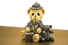 Porcelain bear stock photo