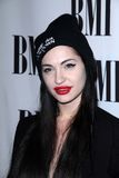 Porcelain Black at the BMI Pop Awards, Beverly Wilshire Hotel, Beverly Hills, CA 05-15-12 Royalty Free Stock Photography