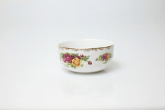 Porcelain bowl Royalty Free Stock Image