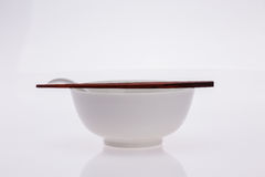 Porcelain or ceramic ware stock image