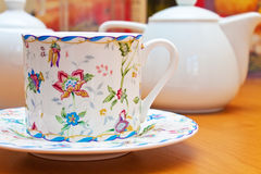 Porcelain crockery Royalty Free Stock Photos