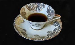 Porcelain cup Royalty Free Stock Photos