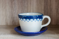 Porcelain cup Royalty Free Stock Image
