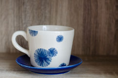 Porcelain cup Royalty Free Stock Photography