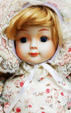 Porcelain doll Stock Photo