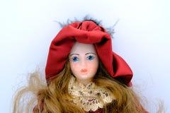 Porcelain doll  Stock Photos