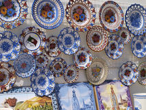 Porcelain, Fatima, Portugal Stock Photography